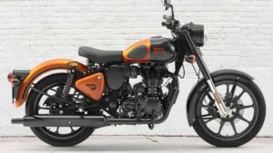 Now bring Royal Enfield Classic 350 home on down payment of only 25 thousand, only this much money will have to be paid for the month