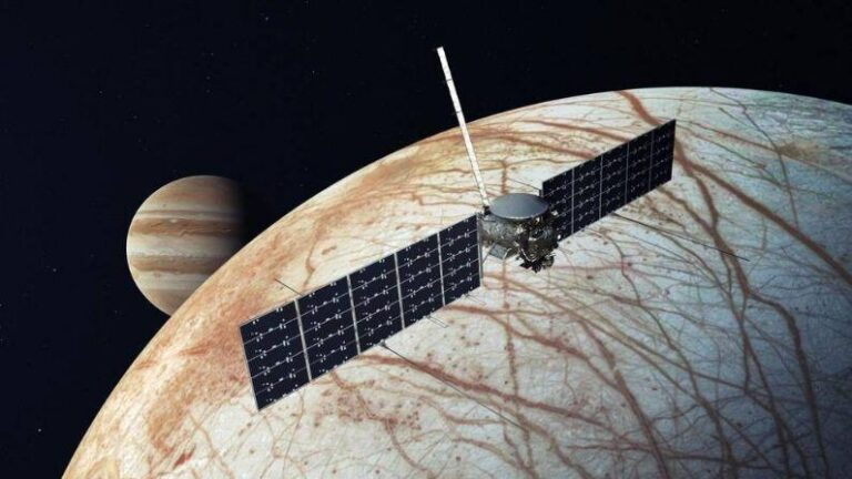 Now scientists will search for life on Jupiter's icy moon, NASA chooses SpaceX for mission 'Europa Clipper'