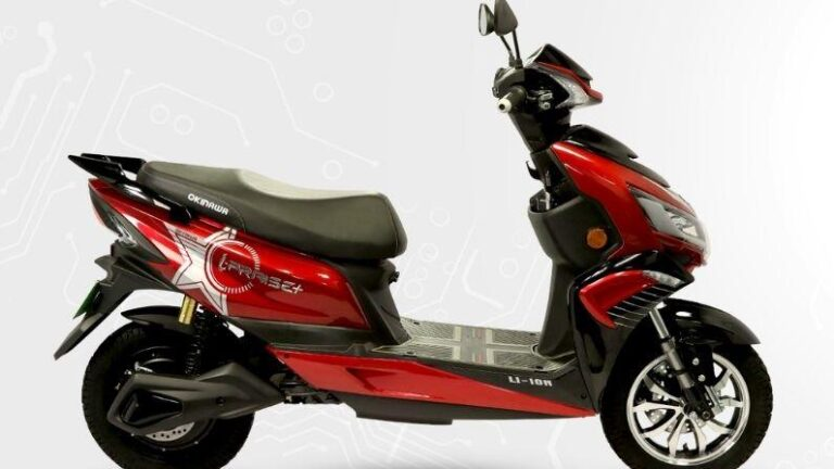 Okinawa has made a plan to increase the sale by 3 times by 2022, now you can buy electric scooter at a discount of 38 thousand
