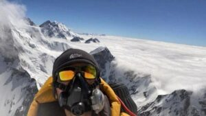 Pakistan's Shahroj Kashif conquered K2 mountain, world's youngest climber to reach the summit