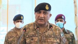 Pakistan's dual form, supporting 'Taliban' with China, now Army Chief linked Dragon's friendship with 'peace in the region'