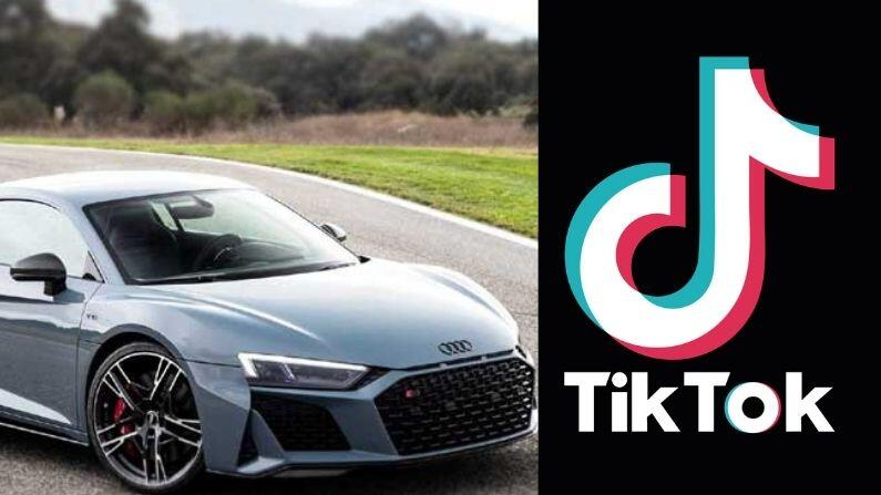 People like the videos of this car brand on TikTok the most, while Audi is at number two