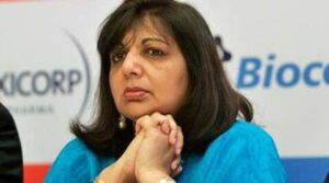 Profit of the giant biopharma company Biocon fell by 36 percent, a setback due to declining sales of generic drugs and special items