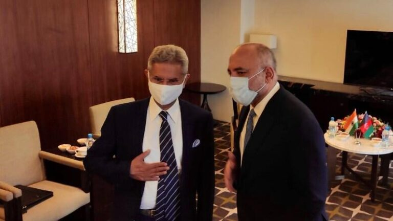 S Jaishankar meets Foreign Minister of Afghanistan amid growing moves by Taliban