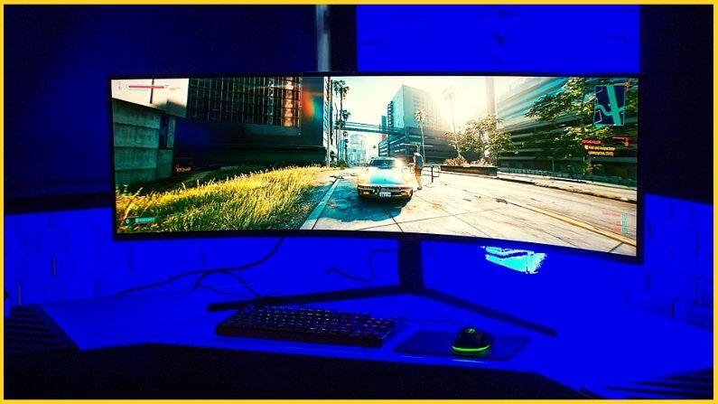 Samsung's new curved gaming monitor will be launched soon, know what will be its specialty