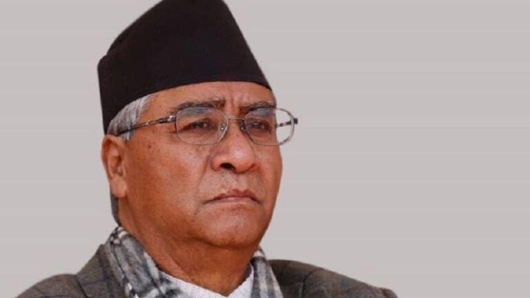 Sher Bahadur Deuba will take oath as the Prime Minister of Nepal today, opposition parties may also join the government