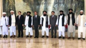 Sino-Taliban deepening 'friendship', senior Taliban leaders meet Chinese Foreign Minister, what is the matter after all?