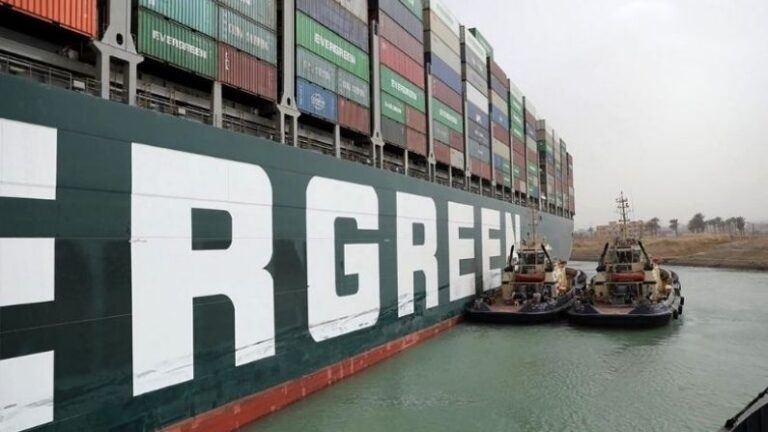 Suez Canal Crisis: Suez Canal dispute resolved, agreed to free traffic jammed ship