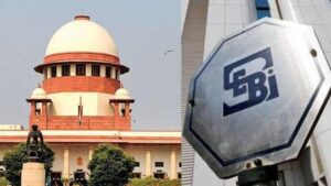 Supreme Court: SEBI's consent is not necessary for compounding of offenses under Section 24A