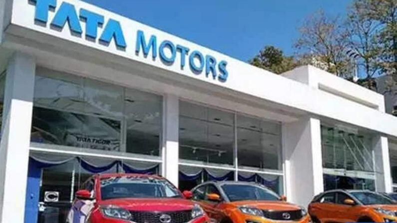 TATA Motors results for June quarter, loss halved while revenue doubled