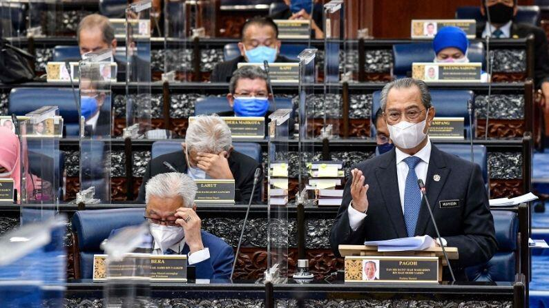 The Sultan of Malaysia strongly reprimanded the government, the Prime Minister misled the Parliament under the guise of Corona