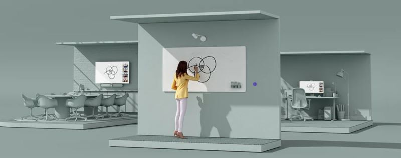 The entry of this cool whiteboard camera in the Indian market will perform with Artificial Intelligence feature