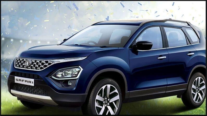 The new Tata Safari created a record, the company introduced 10,000 units in less than four months