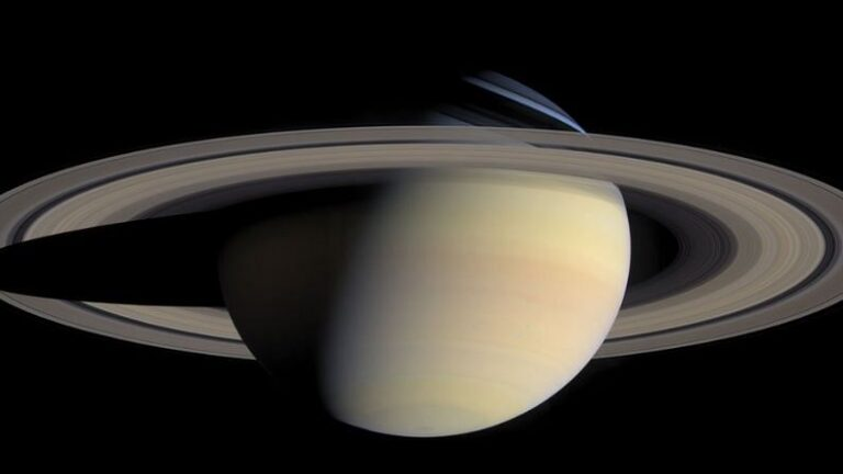 The sky will be 'bright' and the earth will be bathed with beautiful light, Saturn will be closer to the earth, know how you can see this view
