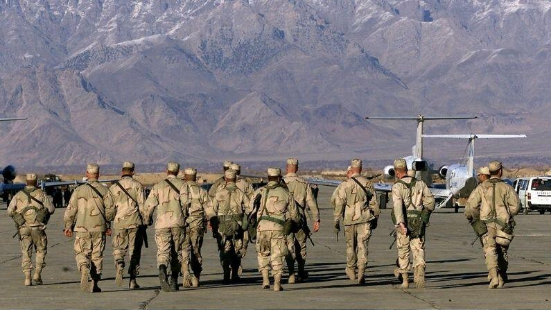 Top US commander in Afghanistan will be relieved of responsibilities, other officers will take responsibility for air strikes by August 31