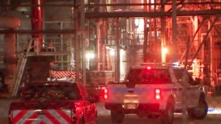 US: Major accident at Texas chemical plant, two killed, dozens injured due to chemical leak