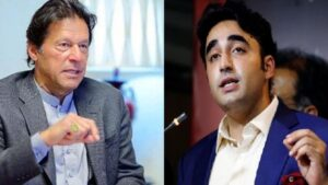 'US did not ask anyone for military base, Pakistani PM making fabricated stories', Bilwal Bhutto took Imran's class!
