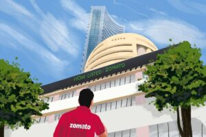 Zomato shares overpriced Valuation guru Aswath Damodaran estimates true value at Rs 41 only and some analysts to partially book profit