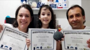 World's Youngest Astronomer: Even You Won't Believe It!  7 year old girl found 7 asteroids