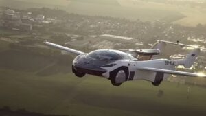 fabulous!  Flying cars will become a reality by 2030, Hyundai will invest Rs 150 crore