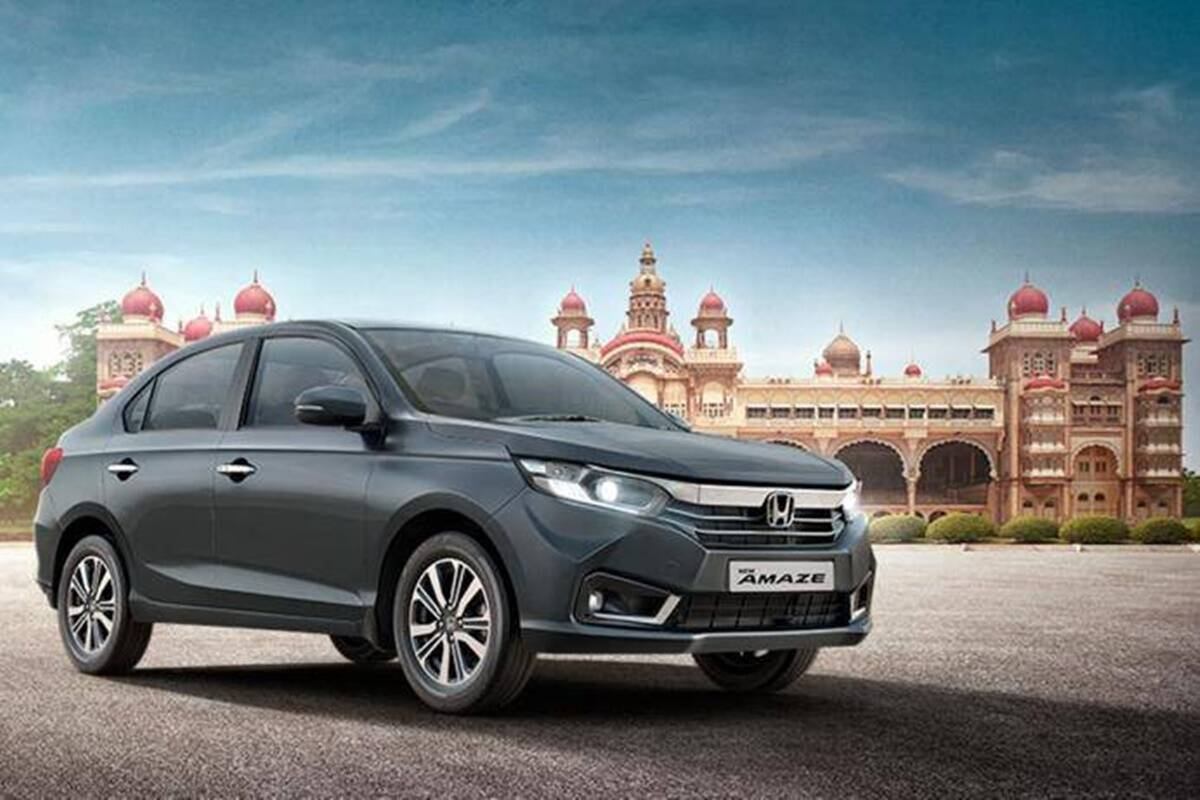 2021 Honda Amaze launched in india know price features engine specifications