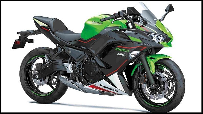 2022 Kawasaki Ninja 650 launched at a price of Rs 6.61 lakh, know how powerful the bike is