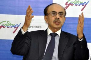 Adi Godrej will resign as the chairman of Godrej Industries, the responsibility given to younger brother Nadir Godrej