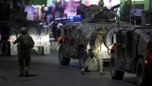 Afghanistan: Massive explosion near Defense Minister's house in capital Kabul, at least 10 injured