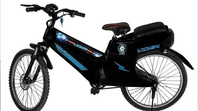 After all, what is so special about this electric cycle, people of small towns are very fond of it