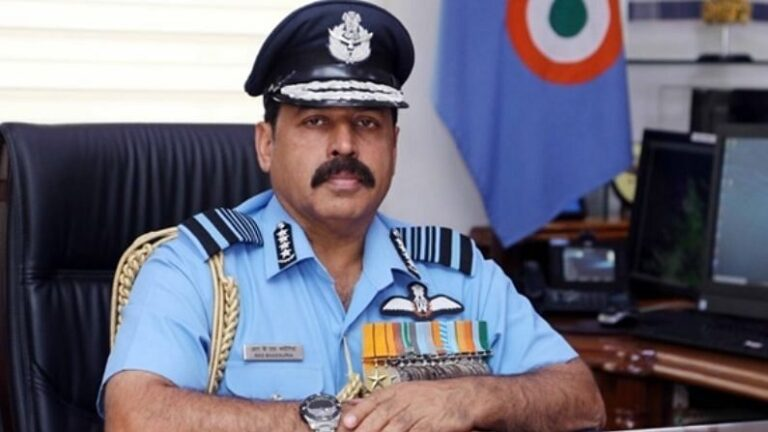 Air Force Chief RKS Bhadauria arrives on Israel tour, bilateral exchange of Air Force of both countries will be discussed