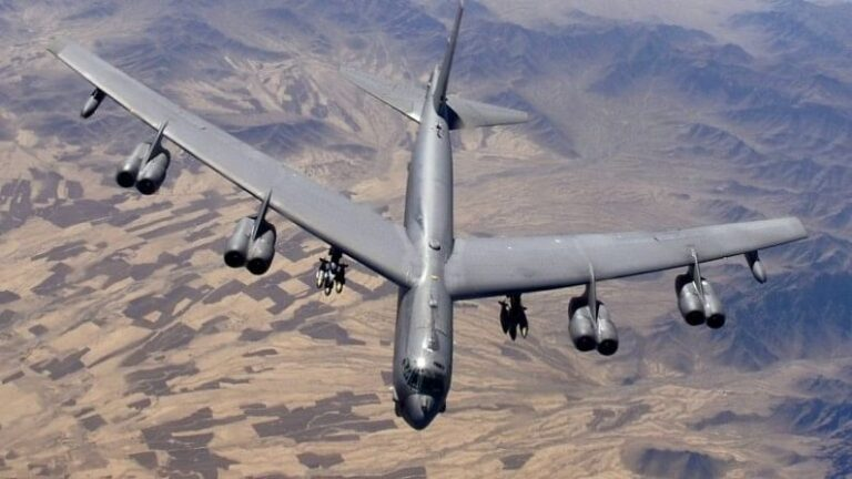 American B-52 bomber created havoc as soon as it arrived, 572 Taliban terrorists killed in 24 hours, watch video of air strike