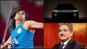 Anand Mahindra to gift XUV700 to golden boy Neeraj Chopra, know when this SUV will be launched and what will be special in it
