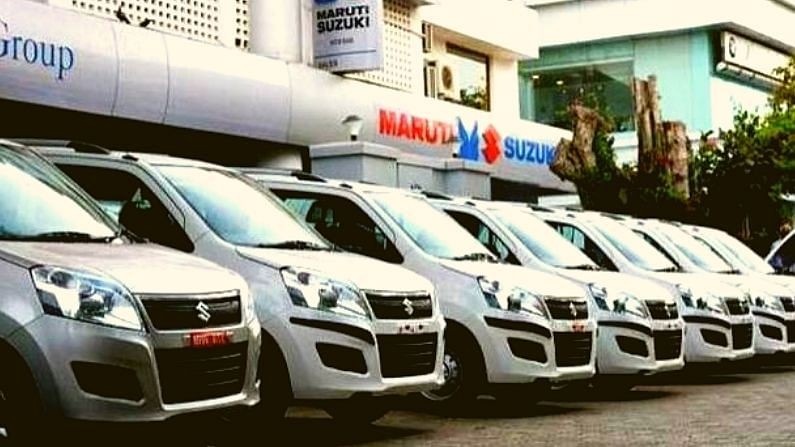 Another record of Maruti, production of 1,70,719 vehicles in July, growth of 58 percent