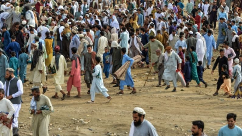 Biden's big decision on the growing terror of Taliban in Afghanistan, 20 thousand Afghans will go to America