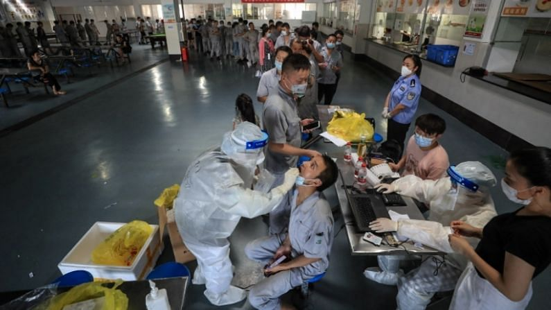 China in tension after dozens of corona cases, the entire city sealed, will take punitive action against the leaders