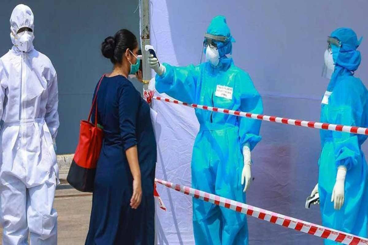 Covid-19 india update government says pandemic far from over R value high in eight states