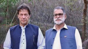 First Pakistan conducted illegal elections in PoK, now Imran has made 'Abdul Kayam Naiji' of his own party the Prime Minister