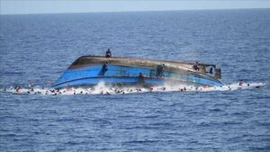 Found 'death' in search of a better life!  Boat full of migrants sinks in Western Sahara, 42 people including women and children killed