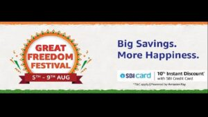 Get ready, Amazon Great Freedom Sale is going to start from August 5, goods will be available at bumper discount