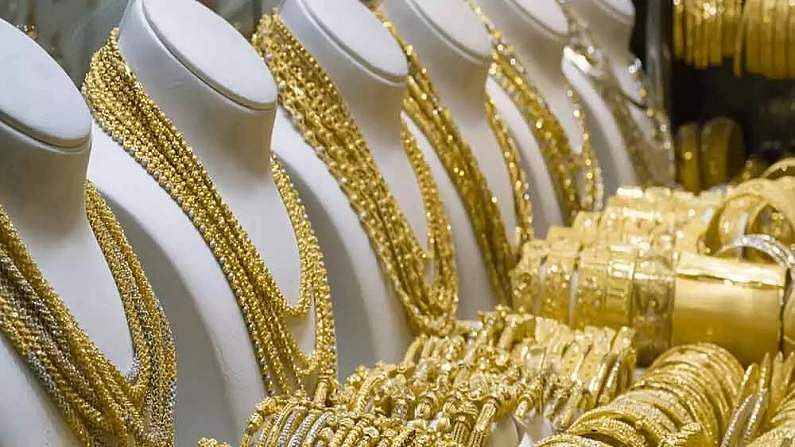 Gold Price: Gold prices fall for the fifth consecutive day, know the price of 10 grams of gold