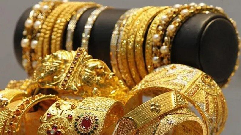 Gold price today: Rupee strengthens for the fifth consecutive day, there has been a huge fall in gold and silver, know the latest price