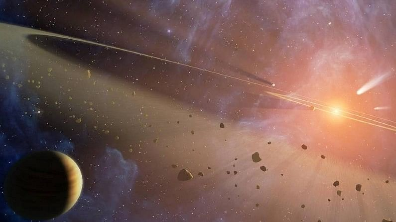 At present, life is being discovered on planets other than Earth, although no such planet has been detected so far. Many countries are also looking for evidence of the possibility of life on Mars (Psyche 16 Distance From Earth). But apart from the planets in our Brahmin, meteorites also keep roaming in large numbers.