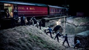 Great Train Robbery: Biggest Money Heist Without Bomb-Gun