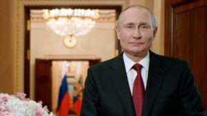 Had to open mouth against Russian President Putin, government closed two news websites