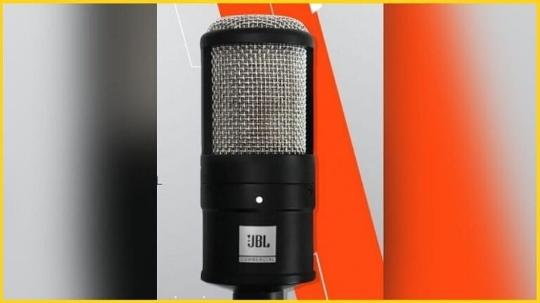 Harman launches new studio condenser microphone in India, priced at just Rs 4,999