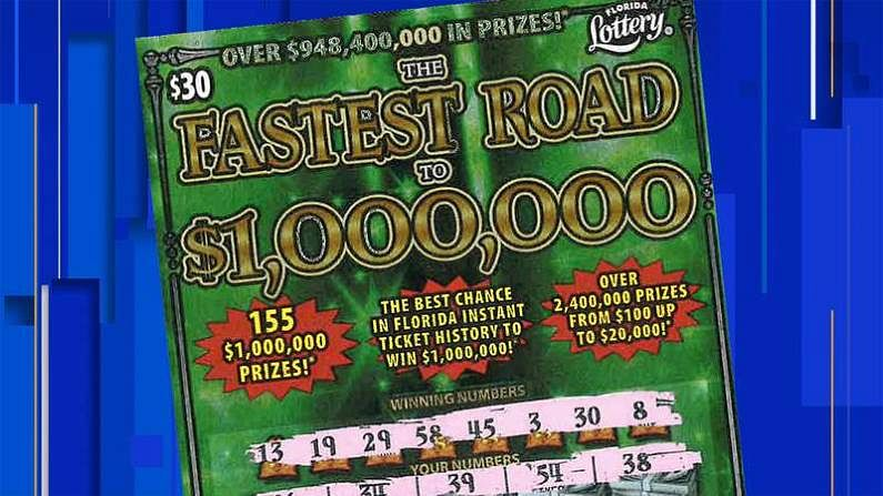 Have fun becoming a millionaire!  Bought lottery tickets for timepass at the airport, got a reward of so many crores
