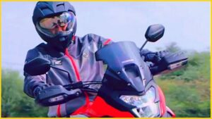 Honda's upcoming bike seen in the teaser, will be launched on August 19