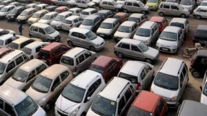 If you are planning to buy a second hand car, then this market is the best for you, the car will be available in half the price.