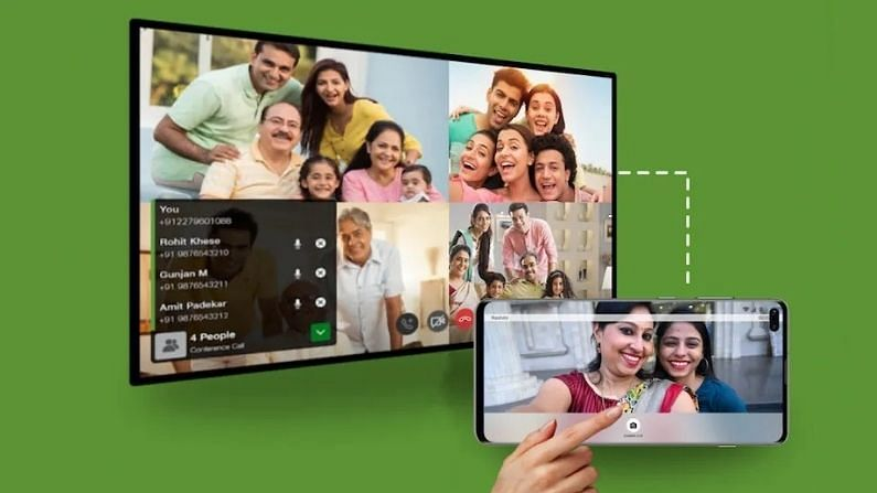 Jio Fiber users can now make video calls from TV, you can also do this by following these steps