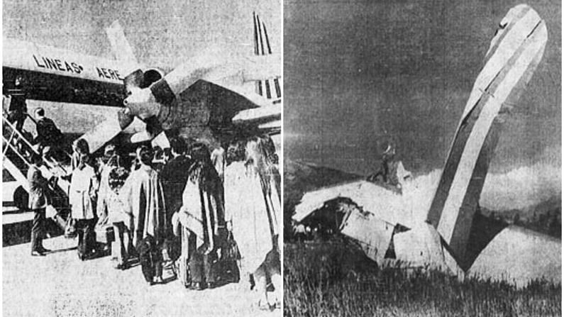 Know who was that 'lucky person' who became the only person to survive the accident, 99 out of 100 people lost their lives as soon as the plane crashed